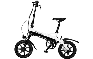 Electric lithium folding road bicycle for adults